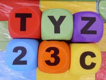 DICE - Soft Play Toy equipment, EVA sponge toy,foam mat, Big size
