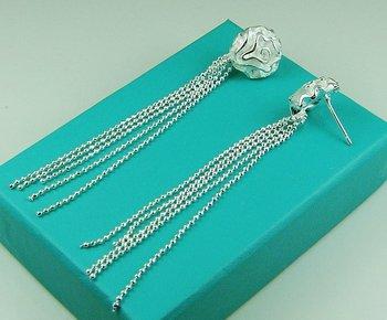 2010 New Design,Fashion Style Earrings,1837 Imitation earrings