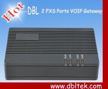2 FXS Port VoIP Gateway (HT-922),SIP&H.323