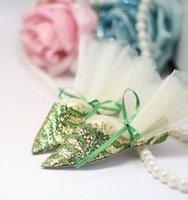GAGA ! Free shipping 200pcs/lot fashion style wedding gift box candy box favor box TS-620-green