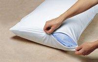 50CMX70cm  waterproof pillow case 80% cotton/100%Waterproof/Excellent breathable/Premium anti-fungus protection