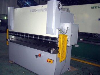 WC67Y-400 Ton/4000 Hydraulic Press Brake