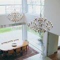 chandelier lamp /chandelier light / modern chandelier lighting 1pcs /lot 50bulbs