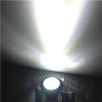 best  selling 3W 110V / 220V E27 LED White Spotlight Light Bulb Lamp