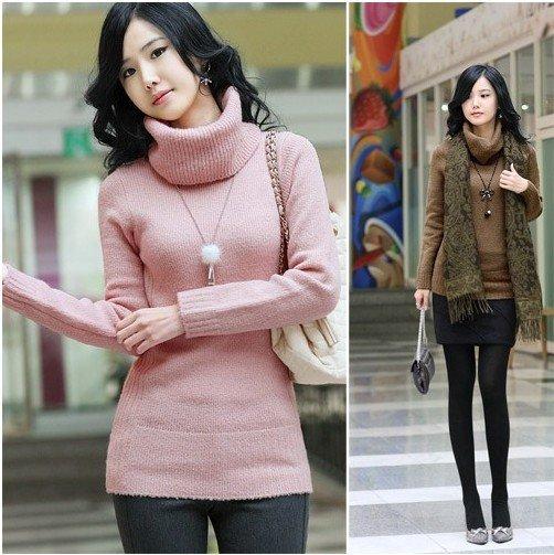 Г©pais pull en tricot 6