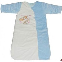 Free shipping 5pcs wholesale  baby sleeping bags cotton&velvet sleeping bag