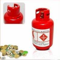 Free shipping Speical design gas tank money box novelty new strange newfangled fashion holiday gift