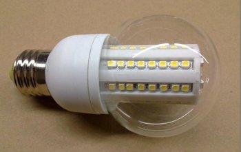 4.5W led corn light,E27 base,90pcs 3528 SMD LED