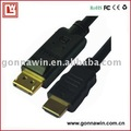 FREE SHIPPING/Display port DP to HDMI Cable