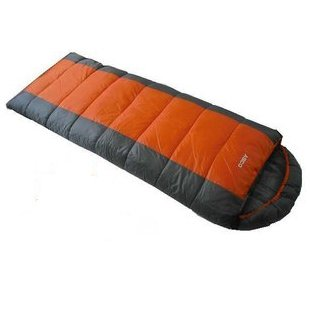 Hot Sale High Quality Outdoor Camping Envelope Style Sleeping Bag(China (Mainland))