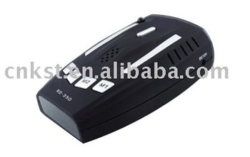 free shipping car speed trap radar detector