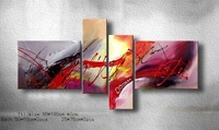 Free shipping handmade oil painting canvas art  home decoration new arrival P18 HOT