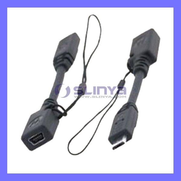 For Motorola V8 to V3 Adapter Converter cable Free Express Shipping(China (Mainland))