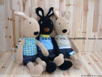 Wholesale Japan Le sucre plush toys Toy rabbit Genuine granulated sugar rabbit doll Magic rabbit 45cm