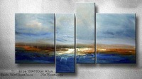 Free shipping handmade oil painting canvas art  home decoration new arrival P27 HOT