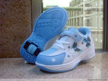free shipping Genuine Heelys wheel auto models girls and boys