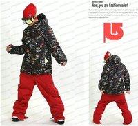 Free Shipping!! NEW 2010 Men B***on Ski Snowboard Coat Outerwear