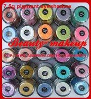 Free Shipping New 7.5g pigment Eyeshadow /Eye shadow whith English name colors( 240pcs/lot)