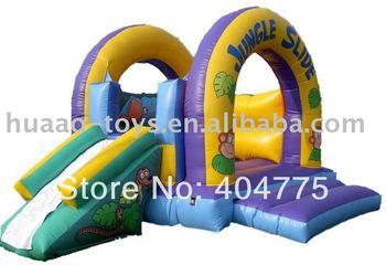 2011 inflatable mini Jumper bouncer HABC-117