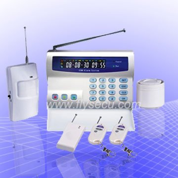 gsm home alarm system hot sell(China (Mainland))