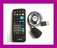 12pcs free shipping PC Remote Control For WindowsXP VISTA/USB/New