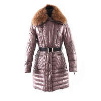 Wholesale Fashion Women Down Jacket, Warm and comfortable for Winter, Free shipping and accept