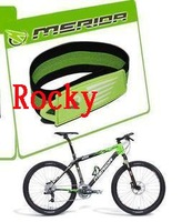 2 MERIDA Bike Bicycle Reflective Trouser Wrist Belt Strap Putte