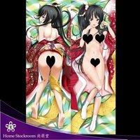 Free Shipping! dakimakura pillow case pillow cover K-ON! KD09