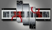 Free shipping MODERN ABSTRACT CANVAS ART OIL PAINTING Guaranteed decoration oil painting new arrival P38