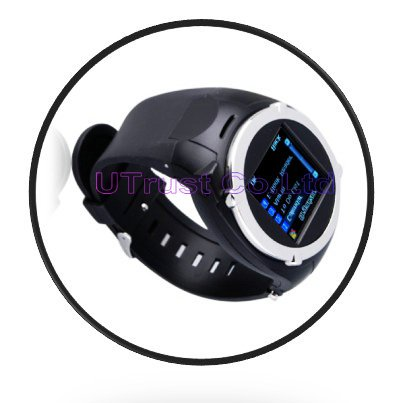 "Free shipping MQ988 Fashionable Watch Mobile Phone with 1.5"" Touch Screen,Bluetooth,MP3/MP4,FM,E-Book(China (Mainland))"