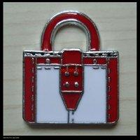 100pcs/lot 24x20.5mm alloy enamel charms pendants  FREE SHIPPING wholesale