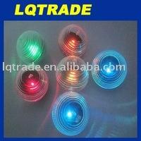 2011 Christmas Gift/NEW Festival Decoration lamp/Solar floating lamp/ solar seven-color light