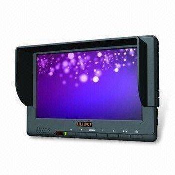 7'' HDMI monitor, HD-SDI, camcorder monitor