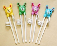 chopstick learn for kids, children learning chopsticks, plastic toy infant chopsticks , top quality +factory price