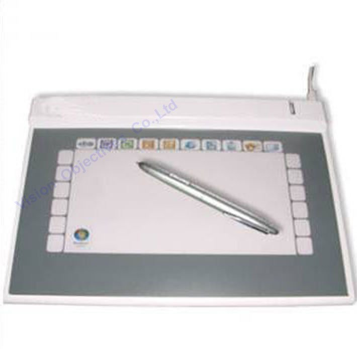 Digital Drawing Board Graphics Tablet Electronic Whiteboard As Mouse Pad-in Other Office ...