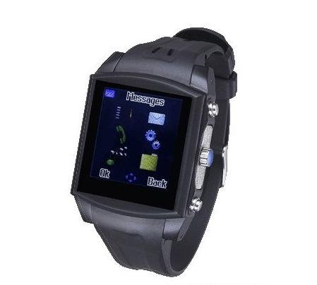 Free Shipping Latest touch screen waterproof watch mobile phone goes on sale at G6/G2 2G quad-band mobile phone built 2piece/lot(China (Mainland))