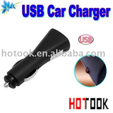 Brand New USB Car Charger for iPhone 3G 3GS PDA MP3 MP4(China (Mainland))