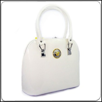 white ladies handbag Hobo Tote purse  shoulder bag JC