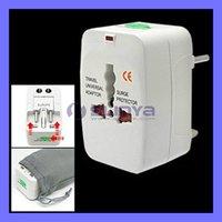 Universal Travel Power AC Adapter Plug AU/UE/UK/US Converter
