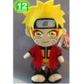Plush Toys, Anime Uzumaki Naruto Cosplay Doll Plush Animals Toy 003