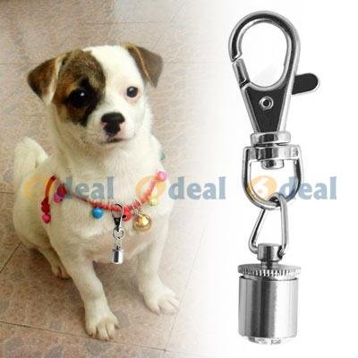free shipping** 50pcs/lot Pet Dog Cat Flasher Blinker LED Light Tag Safety Collar(China (Mainland))