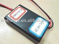 Power Converter, 12V-24V compatible