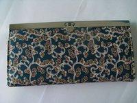 Wholesale 5pcs best selling New Arrival Woman Modish modern wallet bag purse pattern