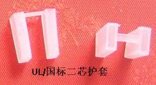 Free shipping High quality UL/CHINA  plastic Dust cap / cover  using in AC Plug