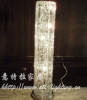 Free Shipping Lighting Special Columnar Shape Aluminum Floor Lamp ETL3063
