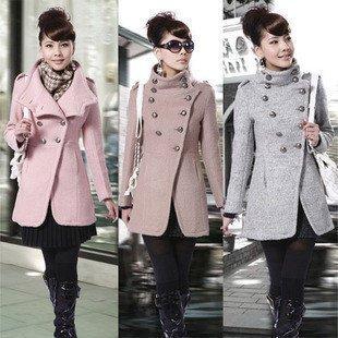 Free shipping Women Winter Coat Fashion Winter Coat