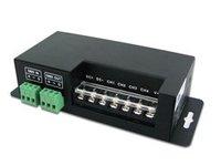 LT-840 4 channel DMX constant voltage decoder,R+G+B+W(dimmer)