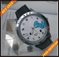 Free shipping by EMS promotional ,100% new factory direct supply Fashion and high quality silicone cartoon watch