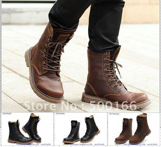Men&39s Fashion Winter Boots | Santa Barbara Institute for