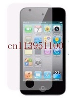 Free shipping LCD Screen Protector CLEAR Screen LCD Cover Protector for iPOD Touch 4g 4